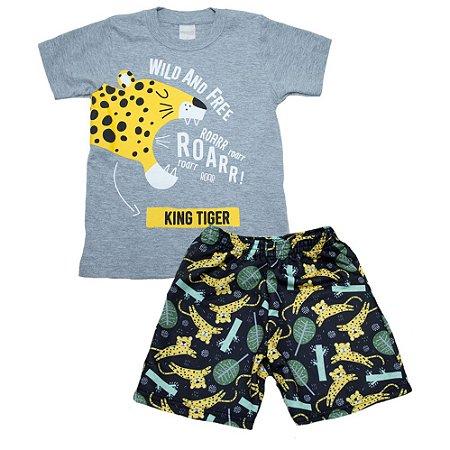 Conjunto Infantil Tiger Molekada Mescla