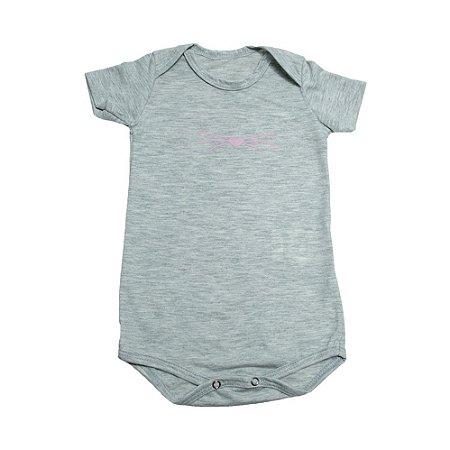 Body Bebê Gatinha Baby Gut Mescla
