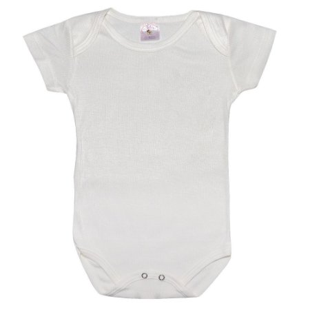 Body Bebê Liso Lolitas Pérola