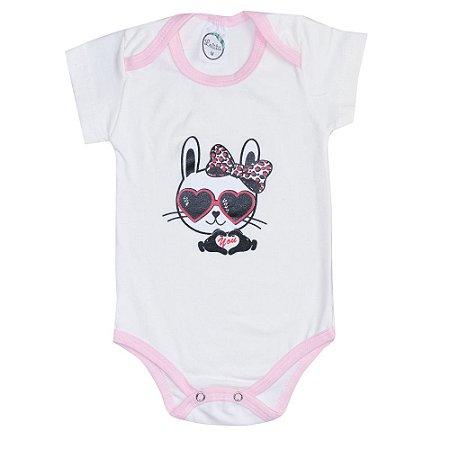 Body Bebê Cat Pérola