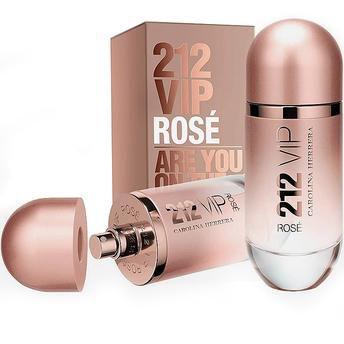 Perfume Carolina Herrera 212 Vip Rosé Femenino