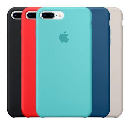Case de Silicone Apple