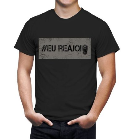 Camiseta Rearme Reajo