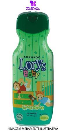 Shampoo Lorys Baby Erva Doce 500ml