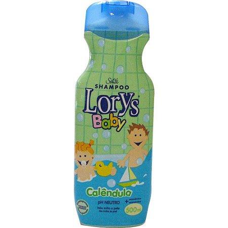 Shampoo Lorys Baby Calendula 500ml