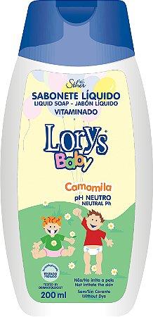 Sabonete Líquido Lorys Baby Camomila 200ml
