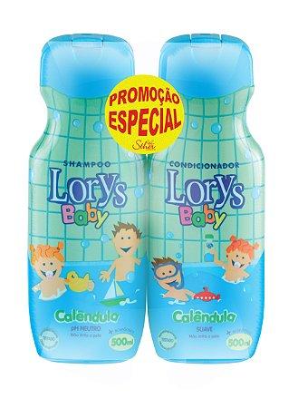Kit Lorys Baby Calendula Shampoo e Condicionador