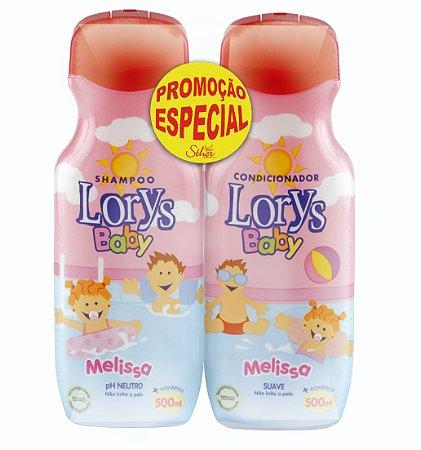 Kit Lorys Baby Melissa Sh+Cd+Promo