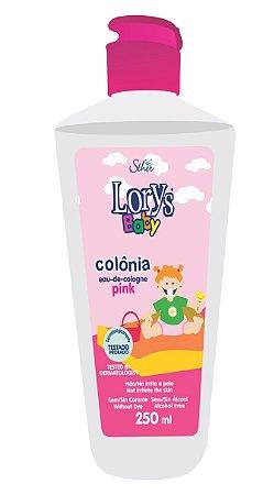 Colônia Lorys Baby Pink 250ml