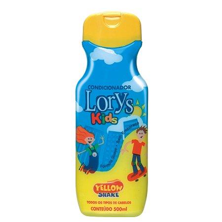 Condicionador Lorys Kids Yellow Shake 500ml