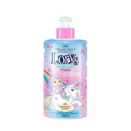 Creme Para Pentear Lorys Princess Unicornio 300G
