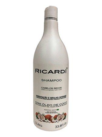 Shampoo Ricardi Oleo De Coco 1L