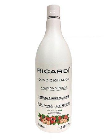 Condicionador Ricardi Guarana e Gengibre 1L