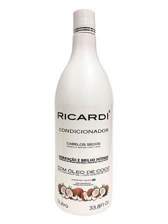 Condicionador Ricardi Oleo De Coco 1L