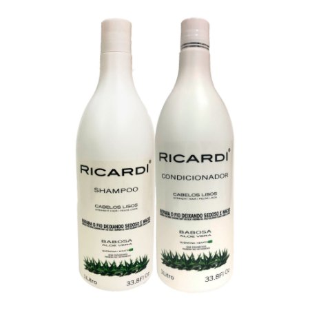 Kit Ricardi Babosa 1L
