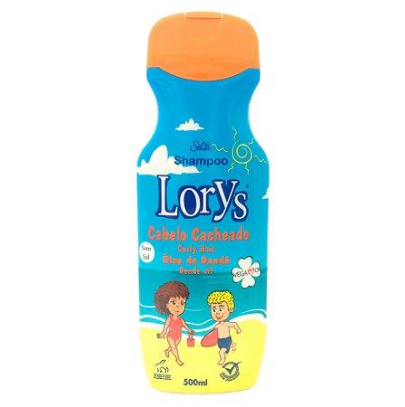 Shampoo Lorys Teen Cabelos Cacheados 500ml