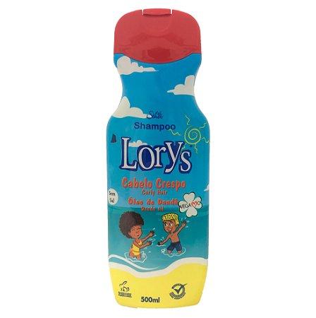 Shampoo Lorys Teen Cabelos Crespos 500ml