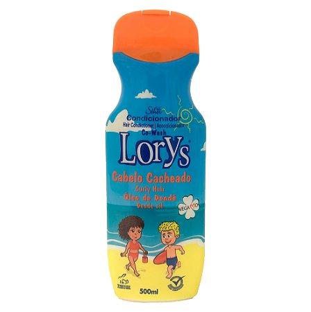 Condicionador Lorys Teen Cabelos Cacheados 500ml