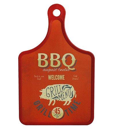 Tabua decorativa BBQ Home
