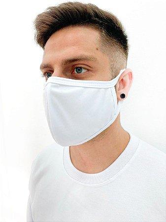Mascara de Proteção 100% Poliéster Kit Com 3