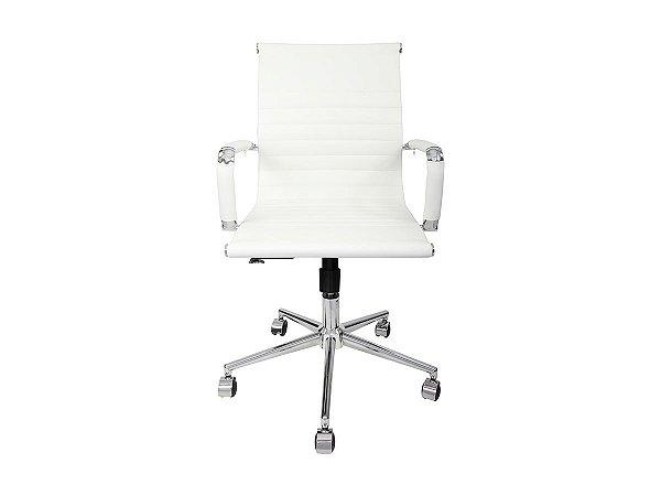 1 Cadeira Secretária Executiva Charles Eames Esteirinha