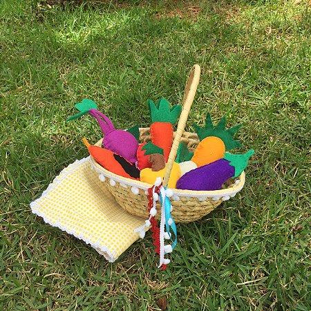 Kit - Cesta de frutas