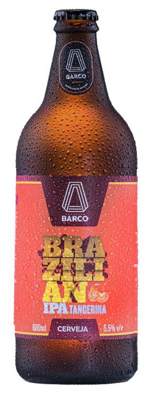 Barco Brazilian Ipa Tangerina 600ml