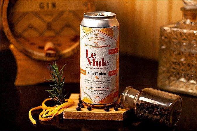 Le Mule Drink Gin Tônica 473ml