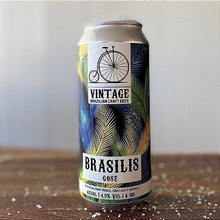 Vintage Brasilis Gose 473ml