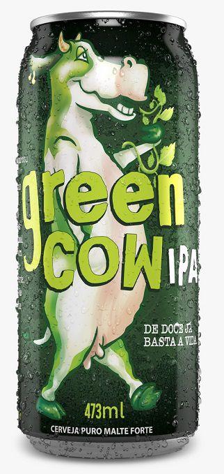 Seasons Green Cow IPA 473ml