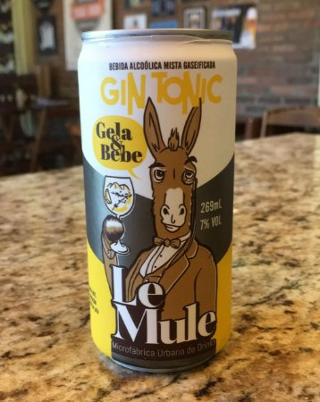 Le Mule Gin Tônica 269ml