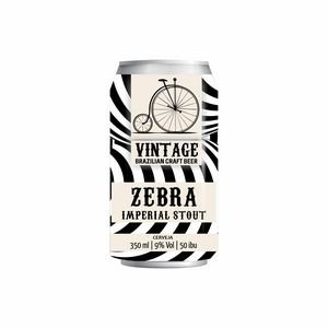 Vintage Zebra Russian Imperial Stout 350ml