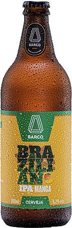 Barco Brazilian IPA Manga 600ml