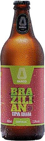Barco Brazilian IPA Goiaba 600ml