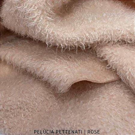 Pelúcia Pettenati ROSE 100% Poliéster em Microfibra