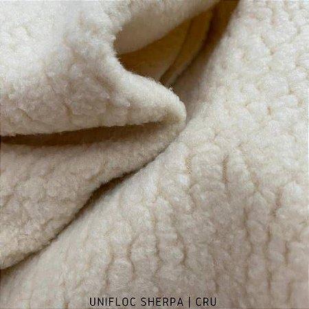 Unifloc SHERPA Cru tecido Peluciado