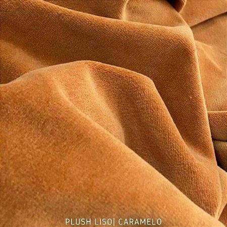 Plush Caramelo Perdiz tecido Aveludado