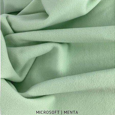 Microsoft Verde Menta tecido Macio e Hipoalérgico
