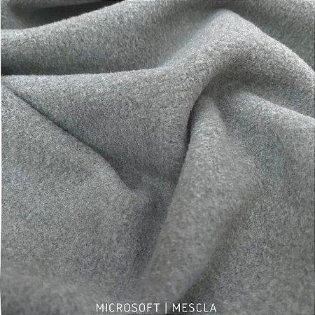 Microsoft Cinza Mescla tecido Macio e Hipoalérgico