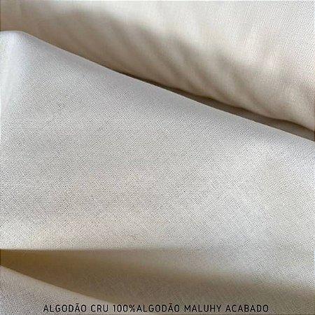 Algodão Cru Acabado tecido Maleável semelhante a Tricoline 100%Algodão