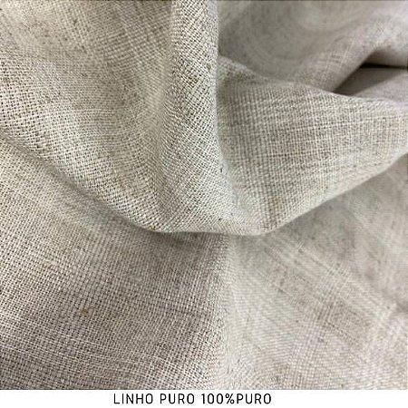 Linho Xadrez tecido fibras Naturais para Roupas, Costura Criativa