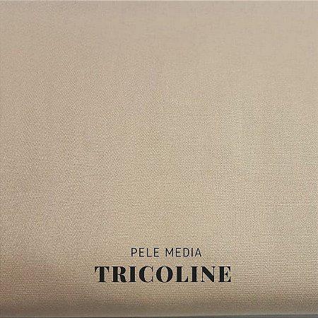 Tricoline Estilotex Pele Média tecido 100% Algodão 60fios