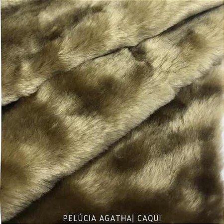 Pelúcia Agatha Caqui 50x1,50m