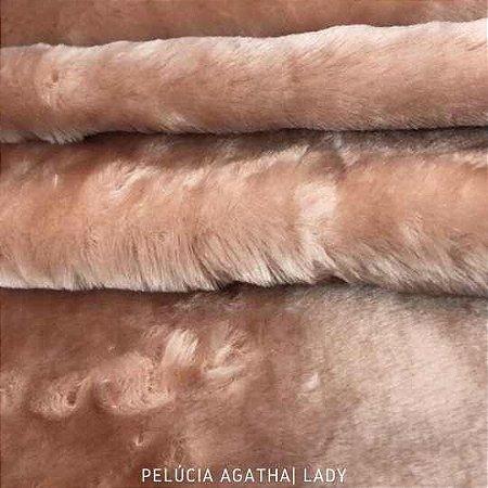 Pelúcia Agatha Lady 50cmx1,50m