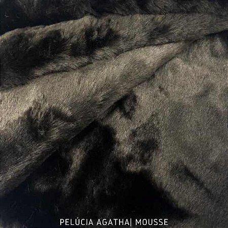Pelúcia Agatha Mousse 50cmx1,50m