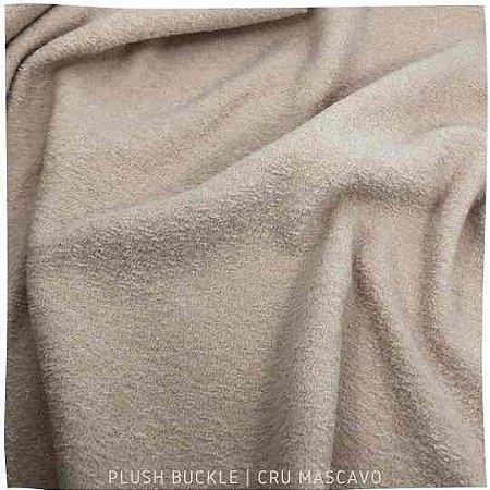 Buckle Plush Mascavo 50x1,50m