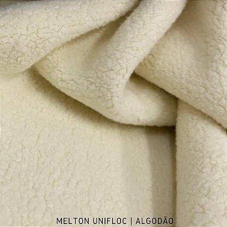 Melton - Unifloc Algodão 50cm x 1,60m