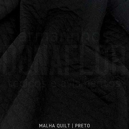Quilt Preto 50x1,50M