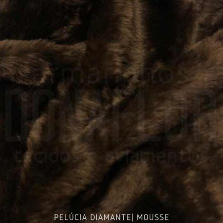 Pelúcia Diamante mousse  50x1,60 M