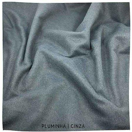 Pluminha Cinza 50cm x 1,40m